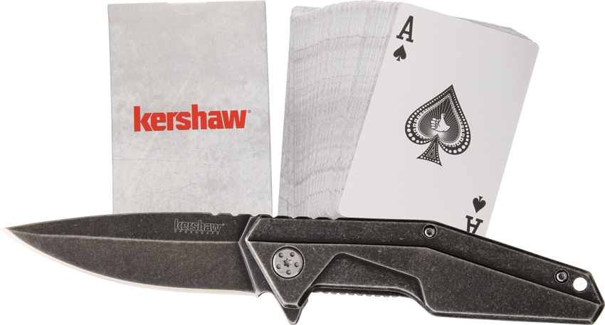 Starter Series Pack Brand: Kershaw Type: Assisted Opening