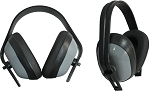 GRAY   25dB Ear Muff      Brand: ABKT Tac     Item Number: AB080G     SRP: $9.95     Dimensions: 7.3