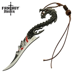 FANTASY MASTER FM-663 FIXED BLADE KNIFE 8