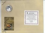 Collectible Coin Pheasant