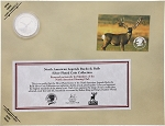 Collectible Coin Bucks Bulls