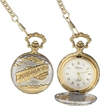 First Flight Pocketwatch