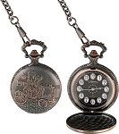 Tractor Pocketwatch