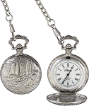 Steamboat Pocketwatch