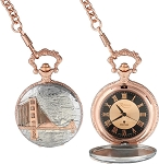 Suspension Bridge Pocketwatch