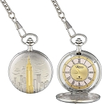 Skyscraper Pocketwatch