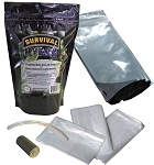 Survival Hydro Kit      Brand: Survival Metrics     Item Number: METHYDRO1      Vegetation Solar Still for Water Collection and Purification.