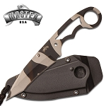 MASTER USA MU-1119UC NECK KNIFE 6.75