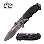 MASTER USA MU-A041SB SPRING ASSISTED KNIFE 5