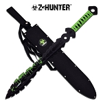 Z HUNTER ZB-122 FANTASY FIXED BLADE KNIFE 25
