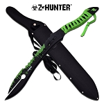 Z HUNTER ZB-123 FANTASY FIXED BLADE KNIFE 25