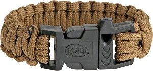 SPEAR Survival Bracelet      Brand: Colt